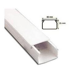 CANAL CABLU PVC 40X25