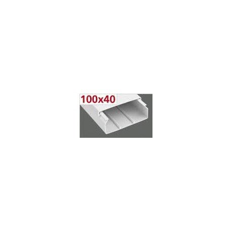 CANAL CABLU PVC 100*40