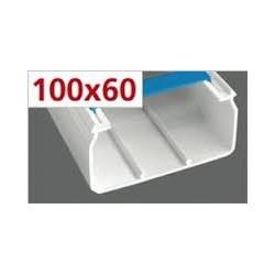 CANAL CABLU PVC 100X60