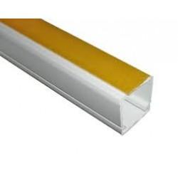 CANAL CABLU PVC ADEZIV 25*25