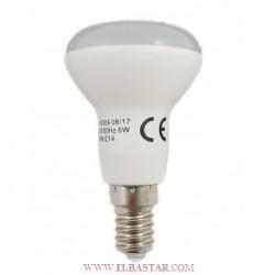 BEC LED PENTRU SPOT R50 8W LUMINA RECE