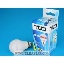BEC CU LED TED 7W DULIE E27
